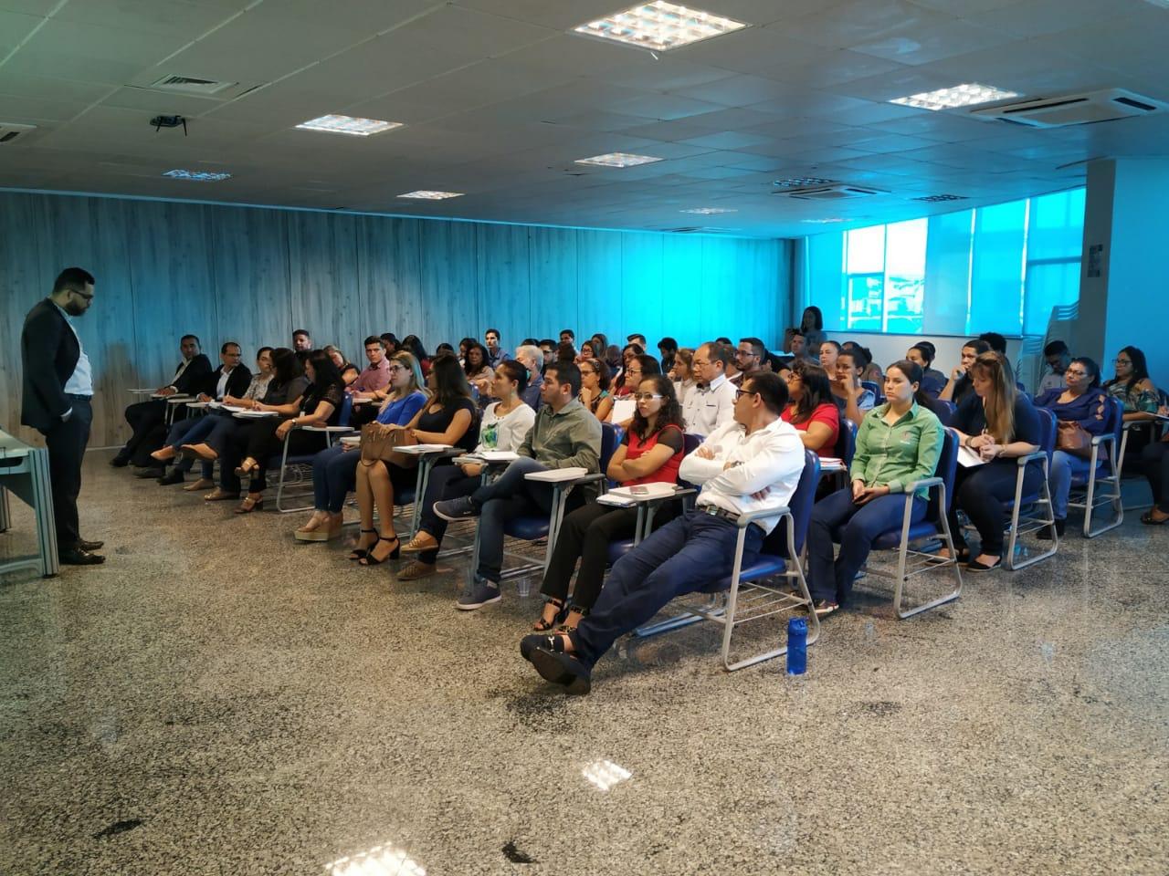 Escola de Governo realiza curso de Verbas Rescisórias