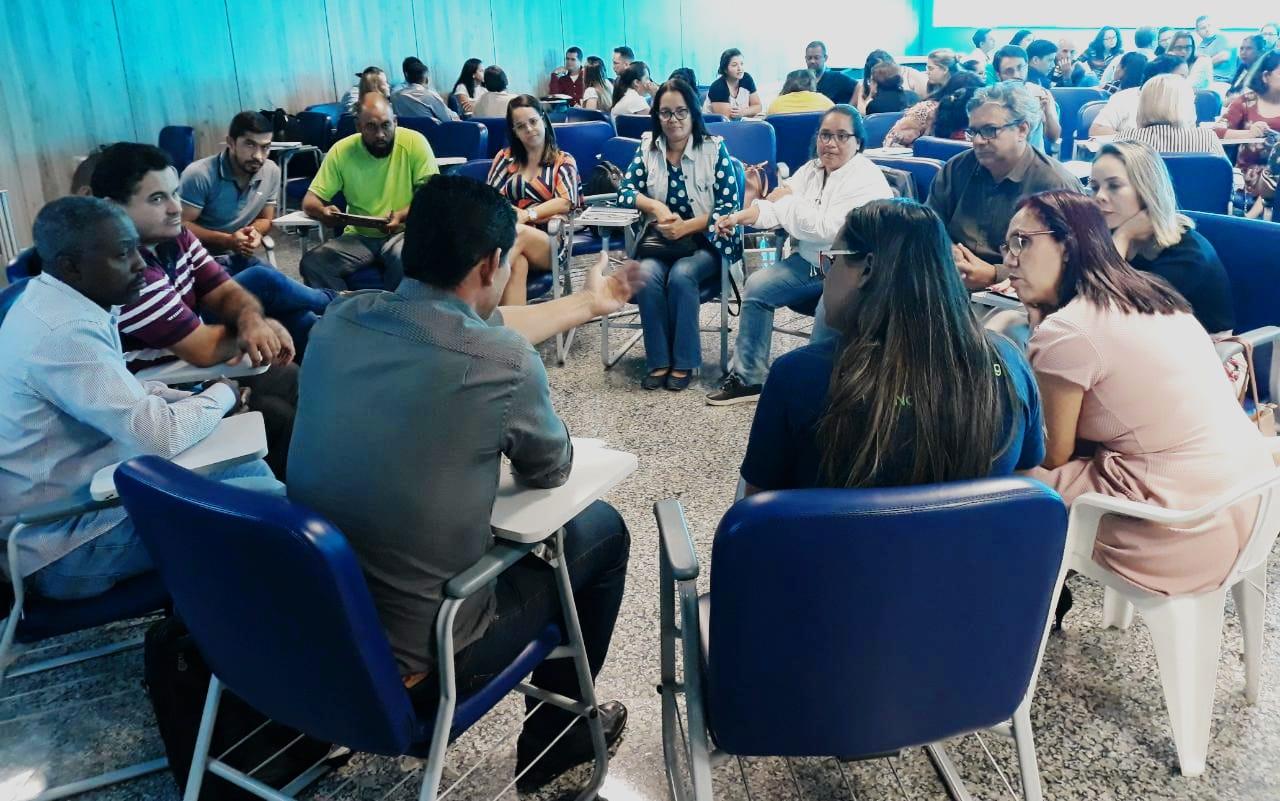 Representantes do terceiro setor participam de capacitação